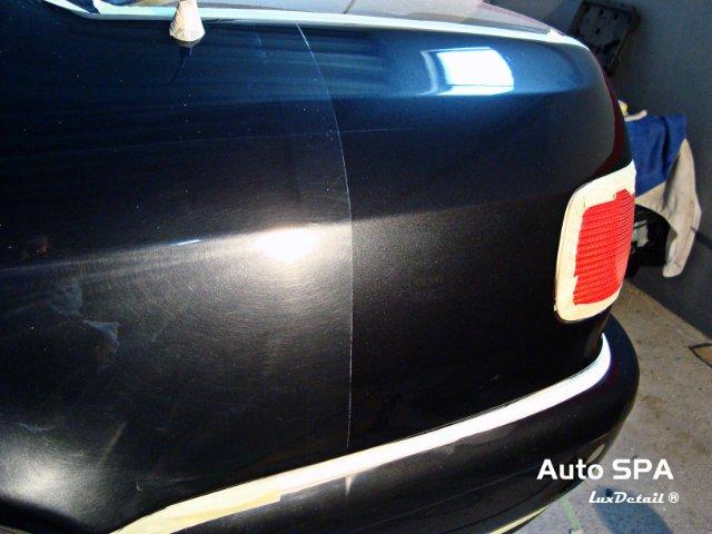полировка авто нано покрытием